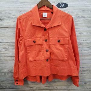 Cabi 5098 Resort Jacket Tigerlily Orange